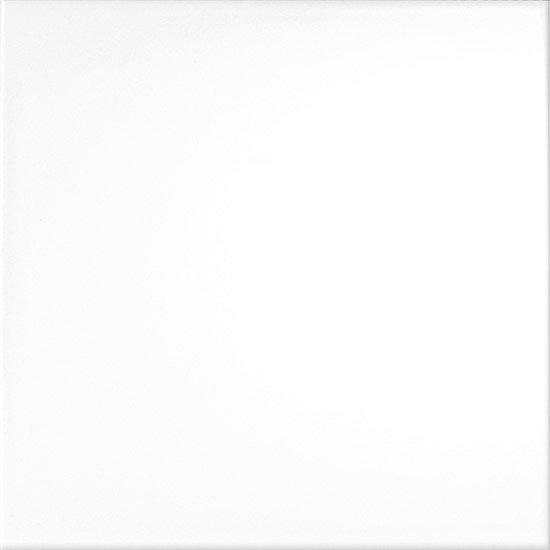 BCT Tiles - 44 White Wall Satin Tiles - 148x148mm - BCT11743 Large Image