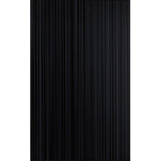 BCT Tiles - 10 Brighton Black Wall Gloss Tiles - 248x398mm - BCT12207 Large Image