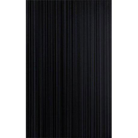 BCT Tiles - 10 Brighton Black Wall Gloss Tiles - 248x398mm - BCT12207