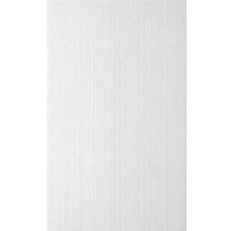 BCT Tiles - 10 Brighton White Wall Gloss Tiles - 248x398mm - BCT12238