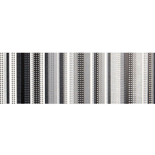 BCT Tiles - 6 Brighton Pavilion Black Strips - 248x80mm - BCT12252 Large Image