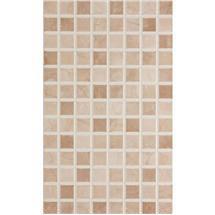 BCT Tiles - 10 Elgin Cappuccino Beige Mosaic Wall Gloss Tiles - 248x398mm - BCT12696 Medium Image