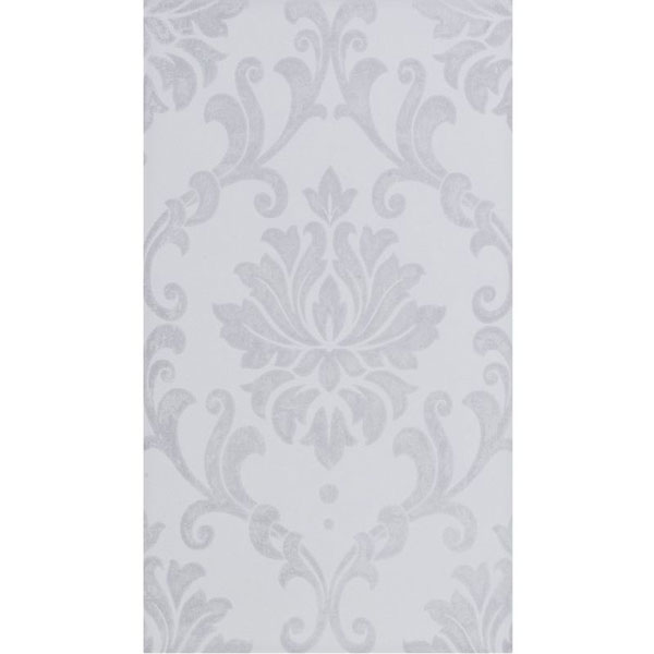 Bct Tiles 8 Statement Grey Damask Decor Wall Tiles