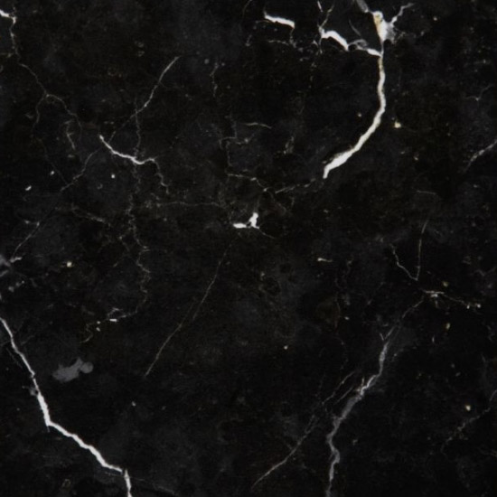 BCT Tiles - 10 Elgin Marbles Black Wall Gloss Tiles - 248x398mm - BCT13907 Profile Large Image