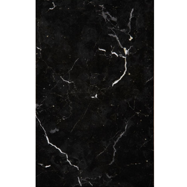 BCT Tiles - 10 Elgin Marbles Black Wall Gloss Tiles - 248x398mm - BCT13907 Large Image
