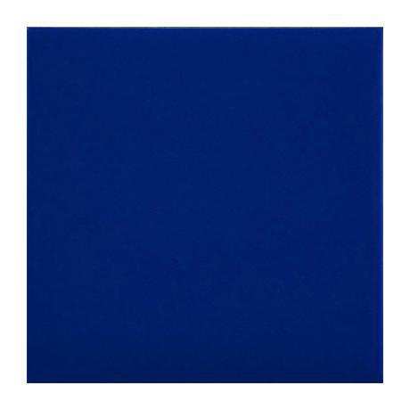 BCT Tiles - 44 Creative Colours Cobalt Blue Wall Gloss Tiles - 198x198mm - BCT14195