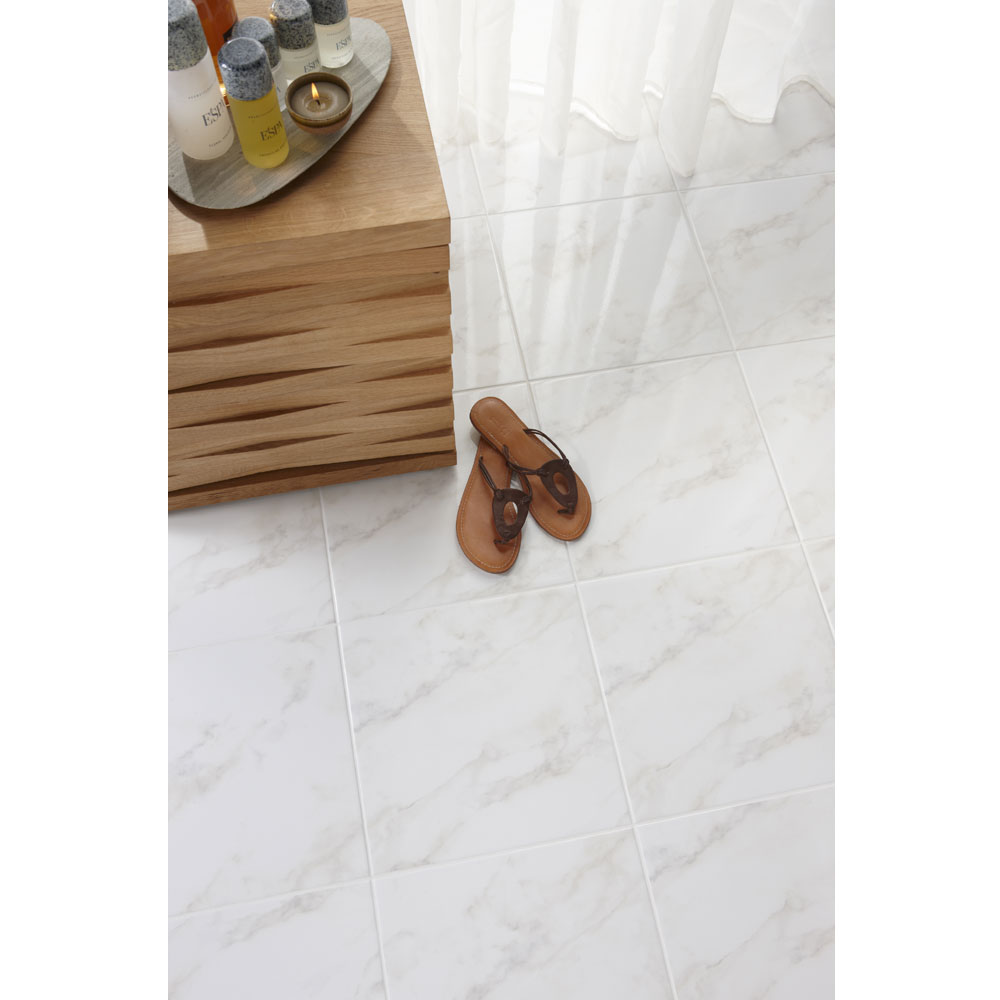 BCT Tiles - 9 Dorchester Calcatta Floor Tiles - 331x331mm - BCT17394 Profile Large Image