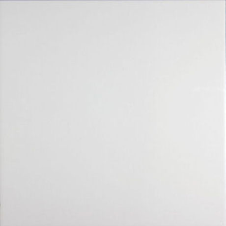 BCT Tiles - 9 Function White Satin Floor Tiles - 331x331mm - BCT18833 Large Image