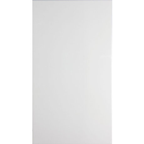 BCT Tiles - 8 Function White Gloss Wall Tiles - 248x498mm - BCT19922
