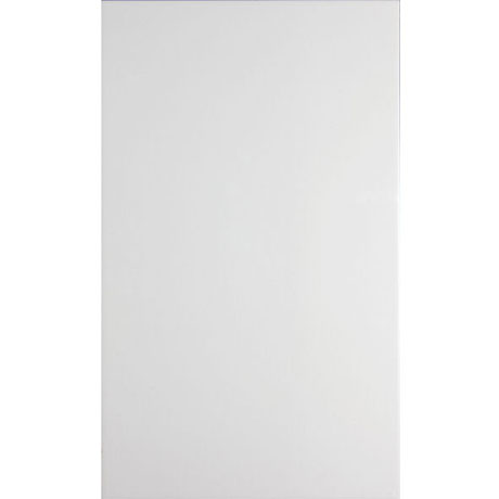 BCT Tiles - 8 Function White Satin Wall Tiles - 300x500mm - BCT21070