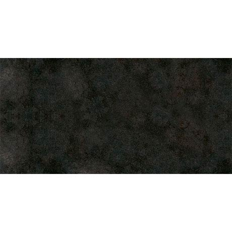BCT Tiles Stipple Black Polished Porcelain Floor Tiles - 300 x 600mm - BCT21285
