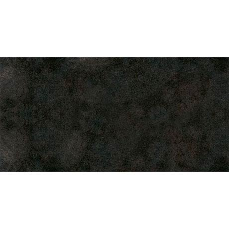 BCT Tiles Stipple Black Matt Porcelain Floor Tiles - 300 x 600mm - BCT21308