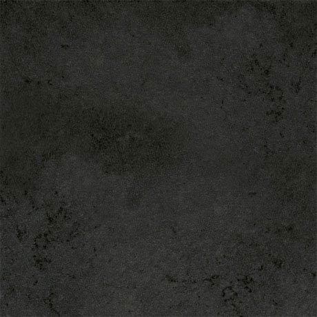 BCT Tiles Stipple Black Matt Porcelain Floor Tiles - 600 x 600mm - BCT21315