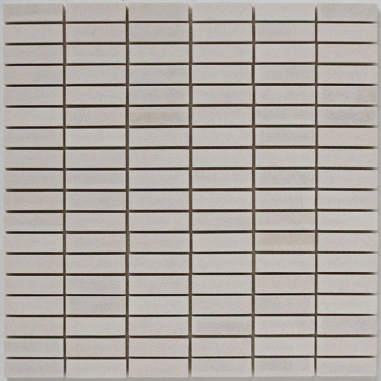 BCT Tiles Naturals Limestone Honed Mosaic Tiles - 305 x 305mm - BCT38481 Large Image