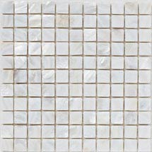 BCT Tiles Luxe Mother Of Pearl Mosaic Light Tiles - 300 x 300mm - BCT38580 Medium Image