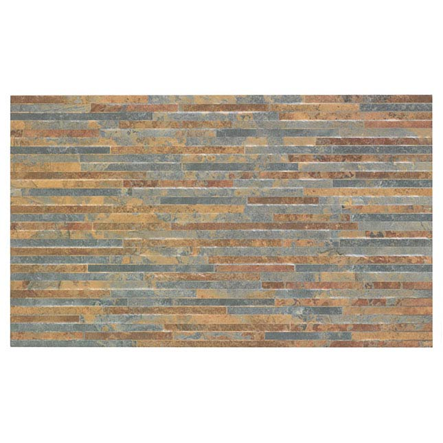 BCT Tiles HD Snowdonia Brown Mini Splitface Wall Tiles - 298x498mm - BCT41832 Large Image