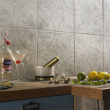 Ted Baker Partridge Wall And Floor Tiles 331 X 331mm