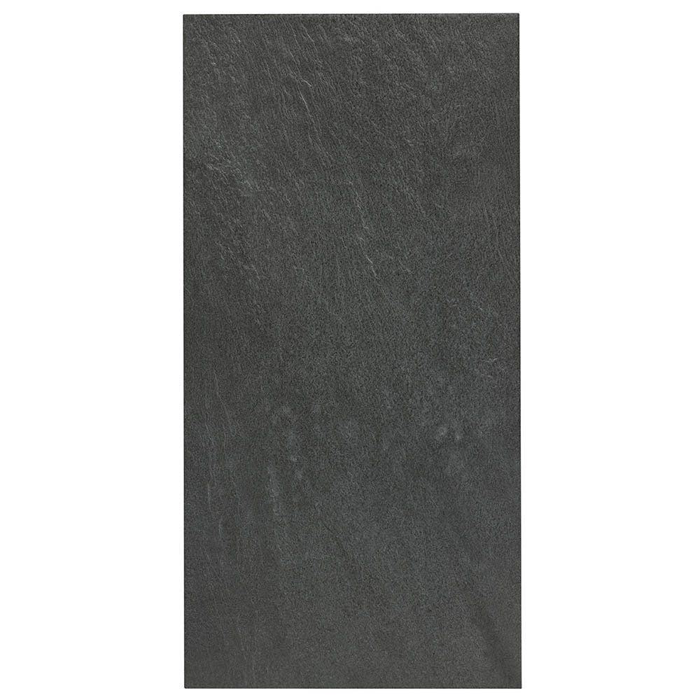 BCT Tiles Tanner Anthracite Porcelain Wall and Floor Tiles 310 x 620mm - BCT53521 Large Image