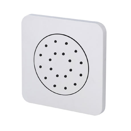 Premier - Square Swivel Tile Body Jet - BDJ005
