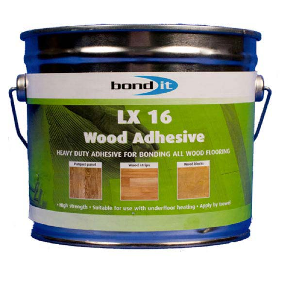 BOND IT LX16 Wood Flooring Adhesive Large Image