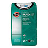 BOND IT RAPID-SET wall & floor Adhesive 20kg - Grey - BDRS20 profile small image view 1