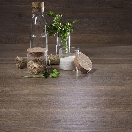 Beacon Cherry Wood Effect Floor Tiles - 200 x 1200mm