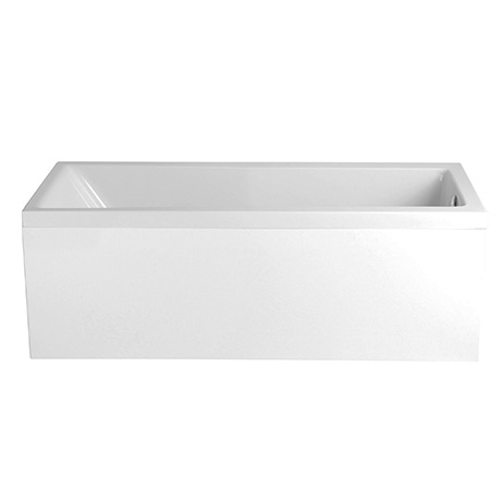 Heritage Blenheim Single Ended Bath with Solid Skin (1700x700mm)