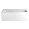 Heritage Blenheim Single Ended Bath with Solid Skin (1700x700mm) profile small image view 1