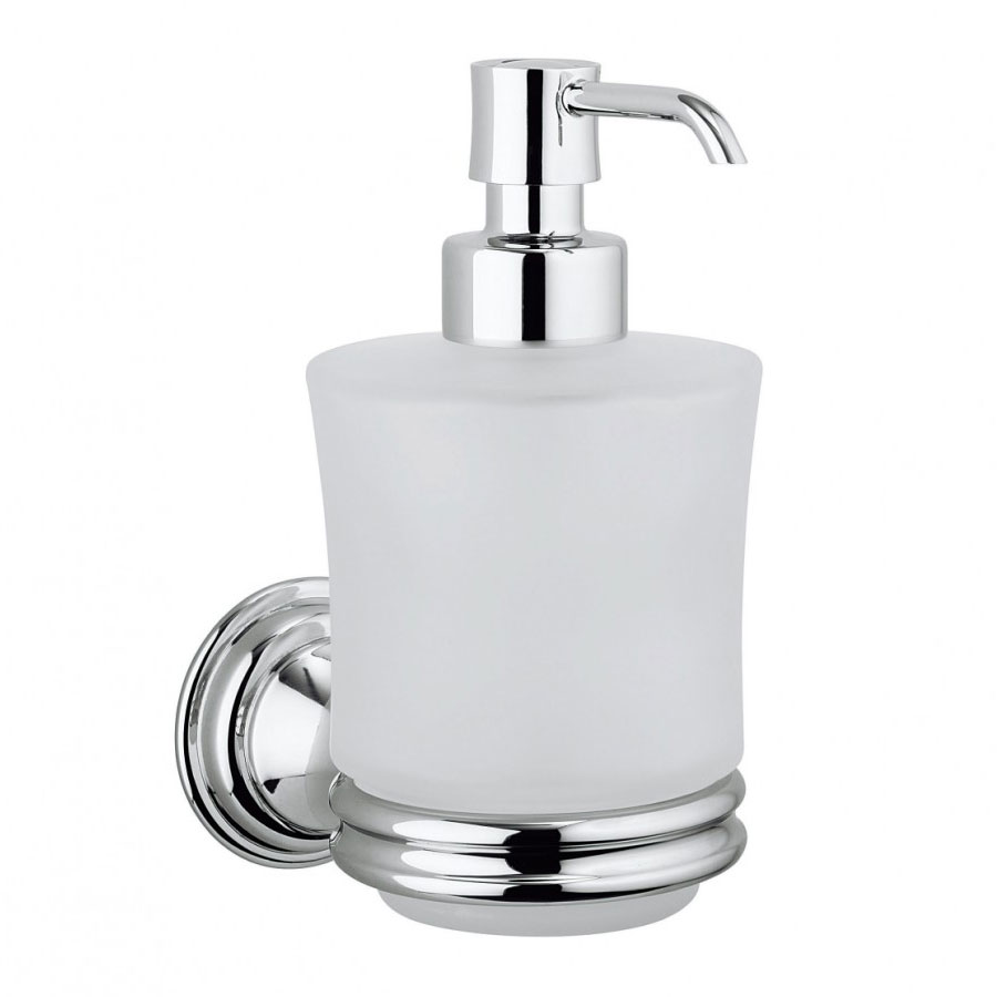 Crosswater Belgravia Soap Dispenser | Online At Victorian Plumbing