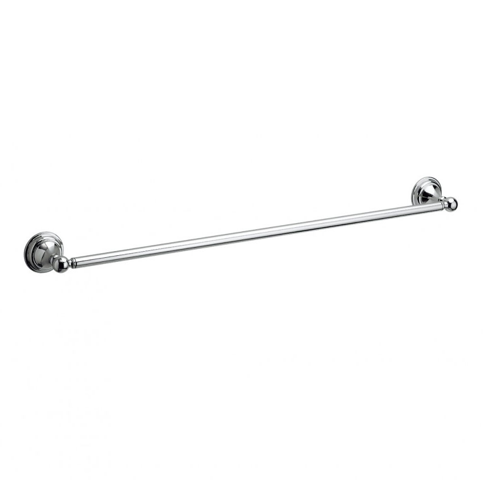 Crosswater - Belgravia 600mm Single Towel Rail - BL023C Large Image