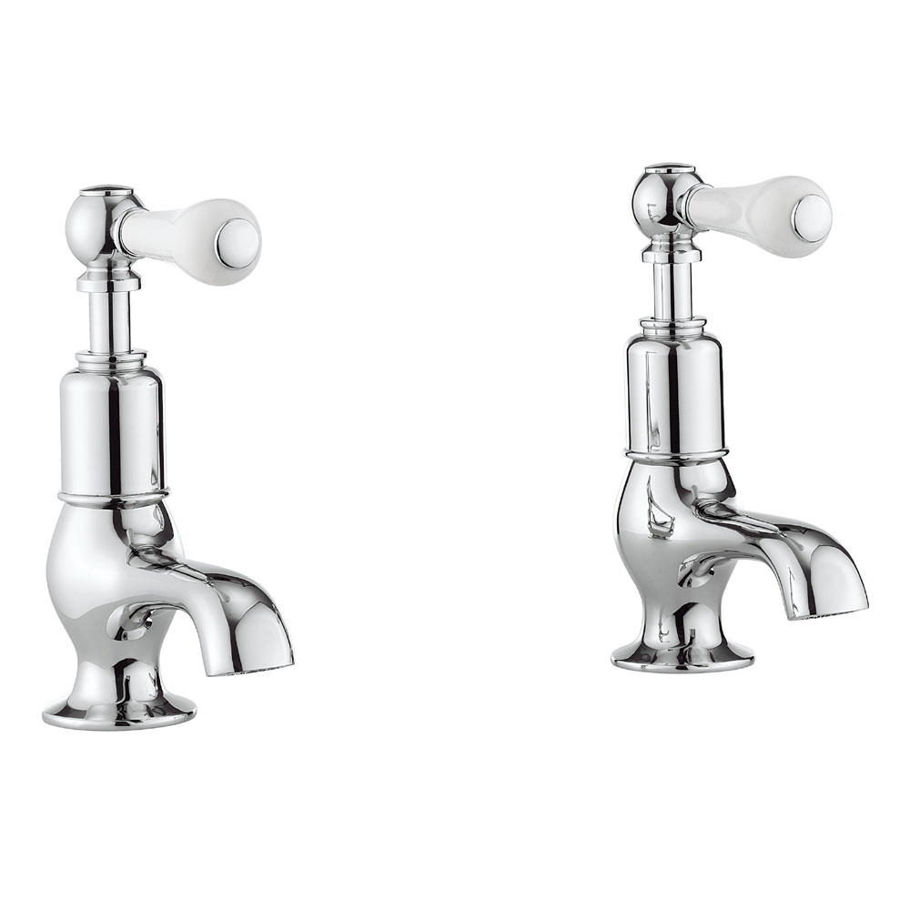 Crosswater - Belgravia Lever Cloakroom Basin Taps - BL150DNC_LV Large Image