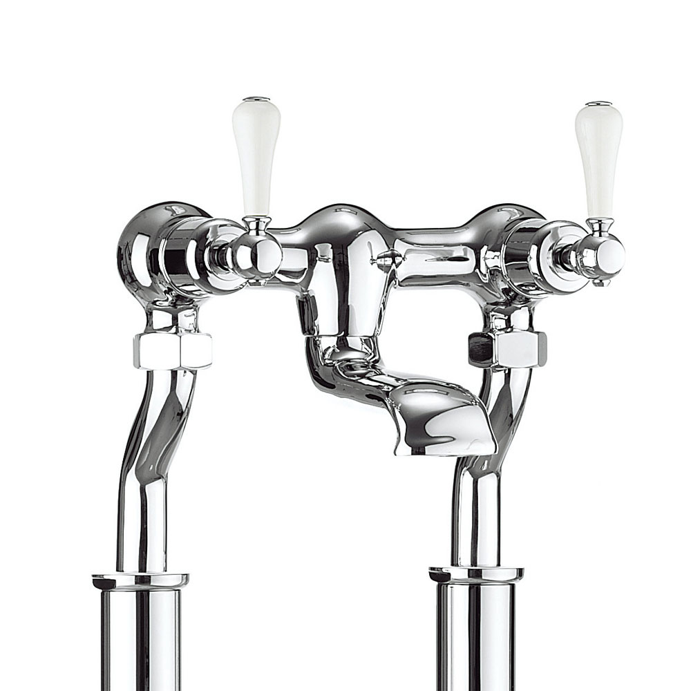 Crosswater - Belgravia Lever Floor Mounted Freestanding Bath Filler Profile Large Image