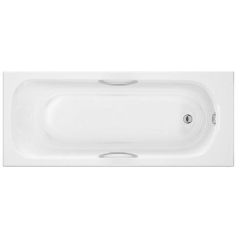 Ultra - Levee Single Ended Bath with Twin Grip Handles & Legset - Various Size Options