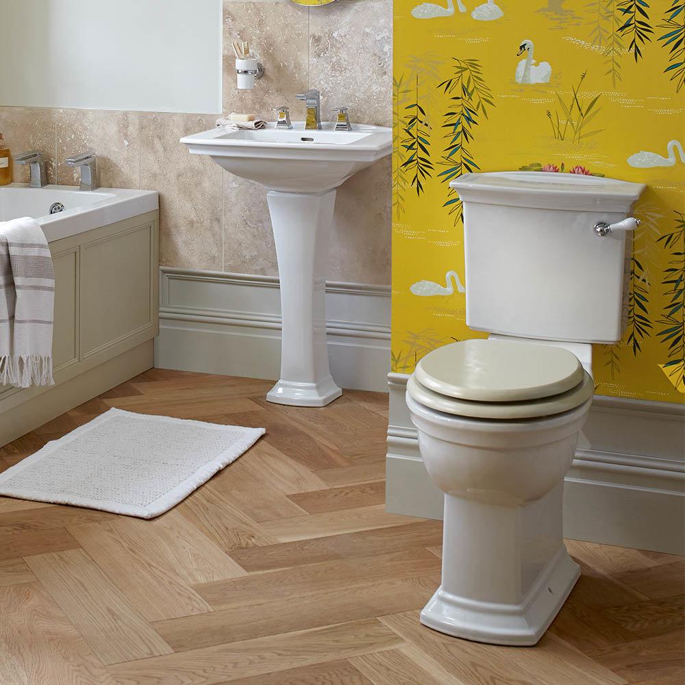 Heritage Blenheim Traditional 4-Piece Bathroom Suite
