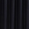 Black W2400 x H2000mm Extra Wide Polyester Shower Curtain profile small image view 1