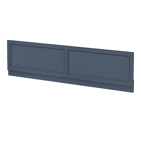Chatsworth Blue 1500 Traditional Front Bath Panel