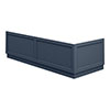 Chatsworth Blue Traditional Bath Panel Pack profile small image view 1