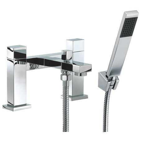 Mayfair - Blox Bath Shower Mixer - BLX007