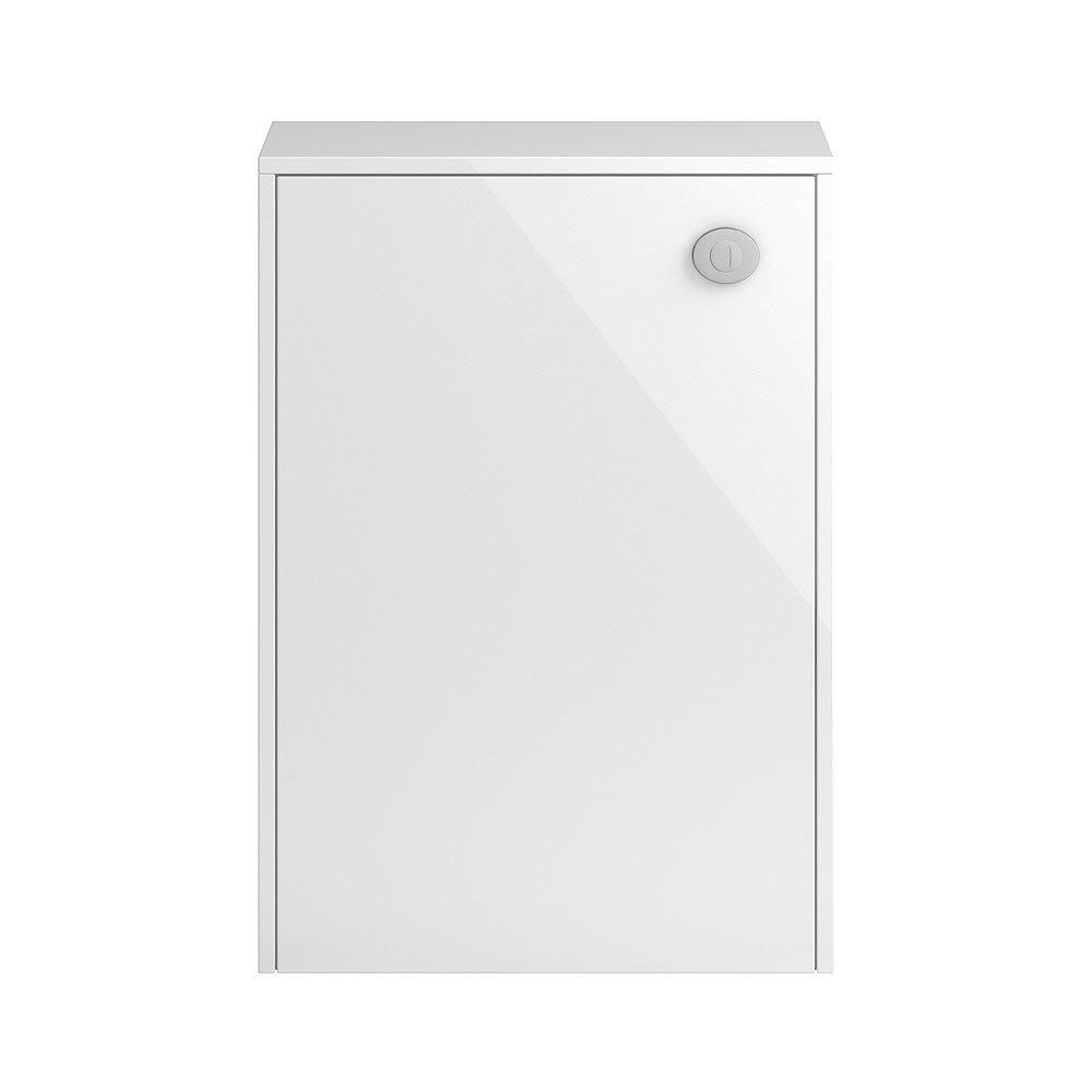 Coast 600mm WC Unit - Gloss White Large Image