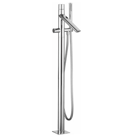 Crosswater - Bold Floor Mounted Freestanding Bath Shower Mixer - BO416FC
