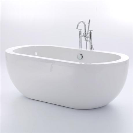 Royce Morgan Bolton Luxury Freestanding Bath with Waste
