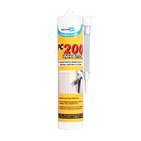 BOND IT PC200 Central Heating System Concentrated Inhibitor