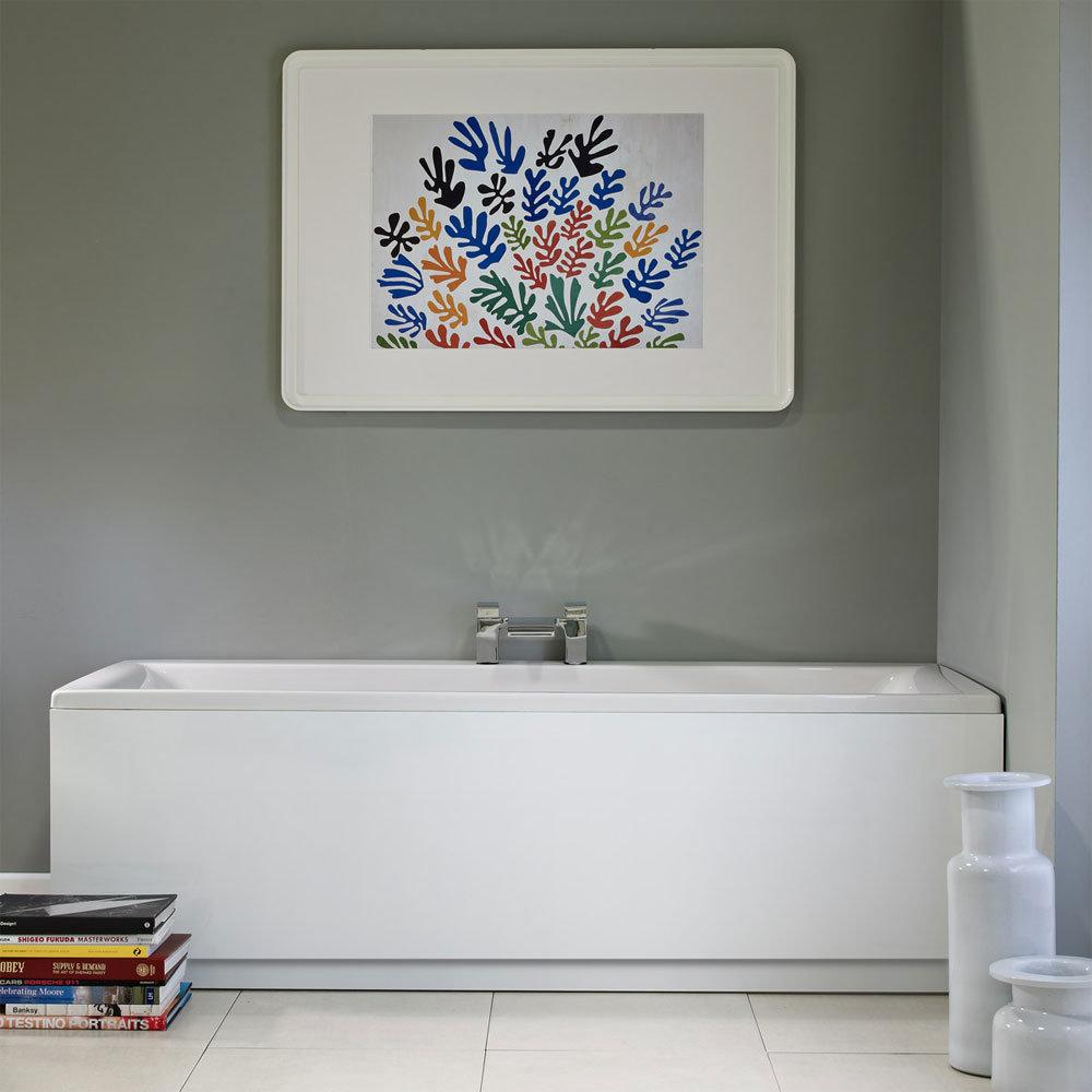 Roper Rhodes Signatures 1700mm Plain Profile Front Bath Panel Large Image