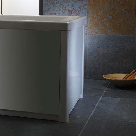 Roper Rhodes Uno 700mm End Bath Panel profile large image view 1