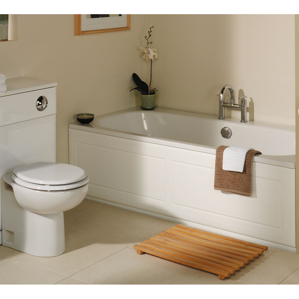 Roper Rhodes Valencia Front Bath Panel - Various Size Options profile large image view 2