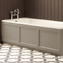 Roper Rhodes Hampton 1700mm Front Bath Panel - Various Colour Options Medium Image
