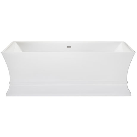 Heritage Penrose Freestanding Acrylic Double Ended Bath (1695 x 750mm)