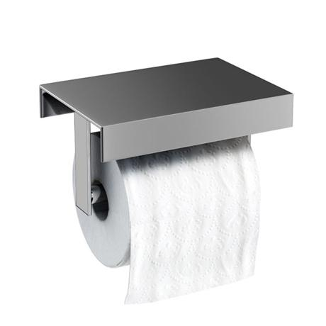 Britton Bathrooms - Stainless Steel Toilet Roll Holder