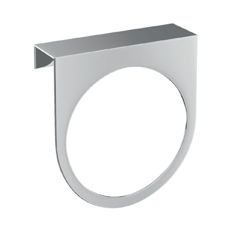 Britton Bathrooms - Stainless Steel Towel Ring