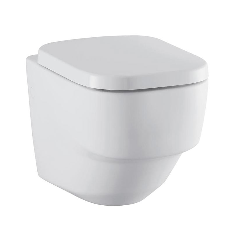 Armitage Shanks Braemar 21 Wall Mounted WC + Soft Close Seat